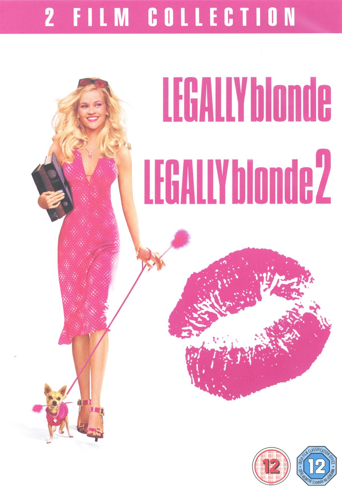 BBC - Films - Legally Blonde 2 SE DVD