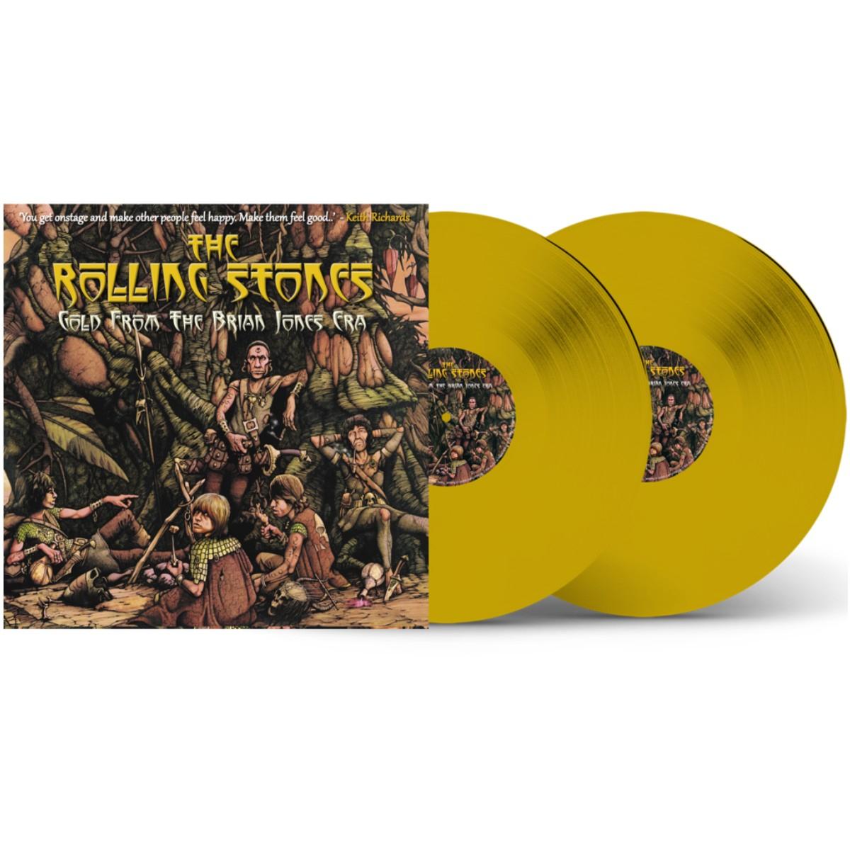 Gold from Brian Jones era (Ltd)