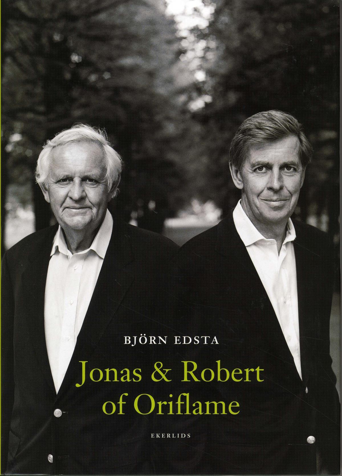 Jonas Och Robert Of Oriflame - Bröderna Af Jochnick - Entreprenörer