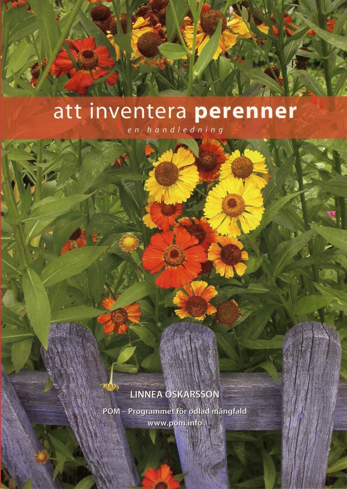 Att Inventera Perenner - En Handledning