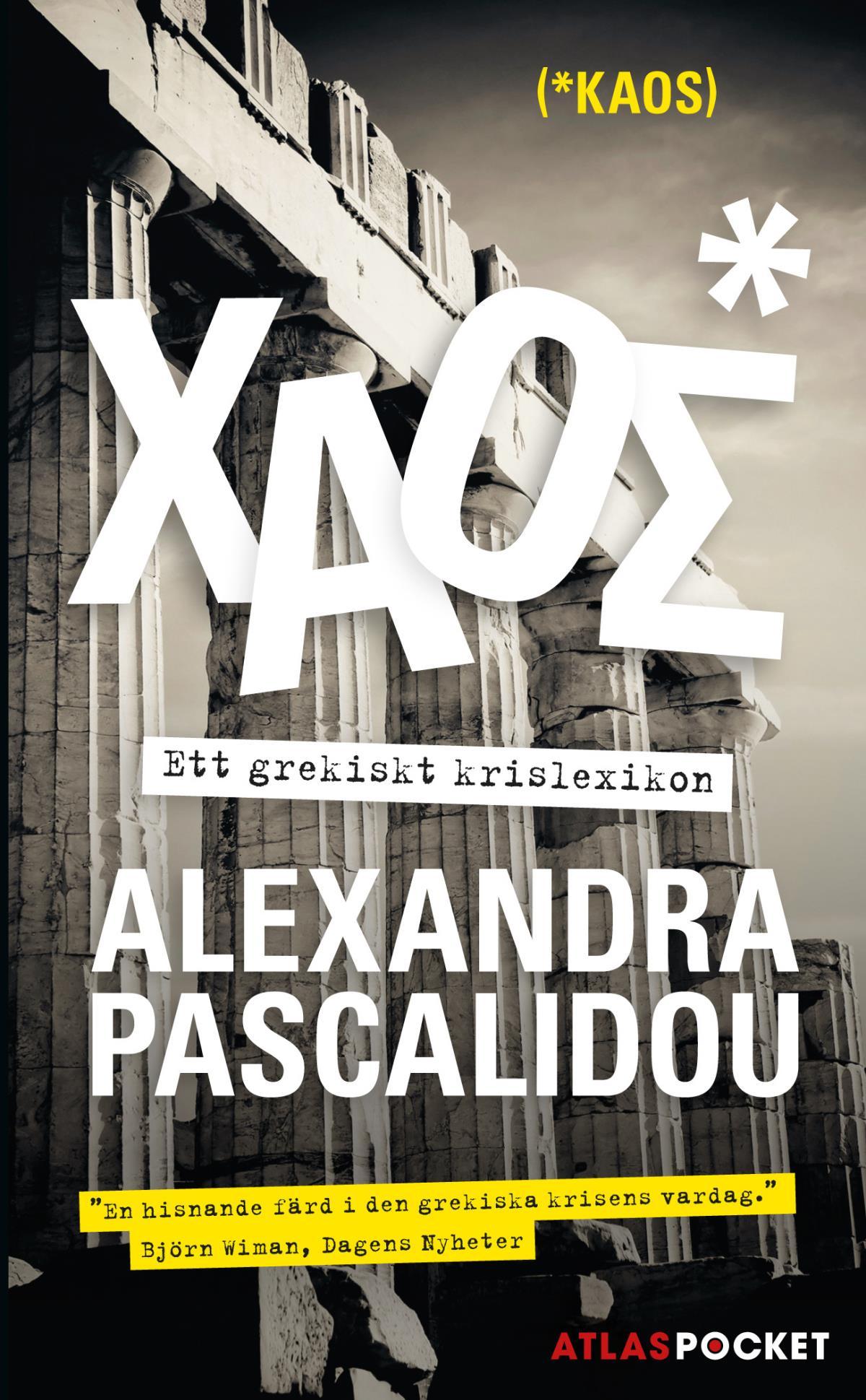 Kaos - Ett Grekiskt Krislexikon