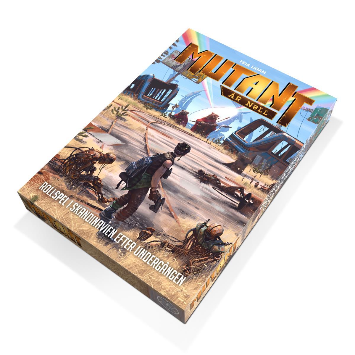Mutant- År Noll - Grundbox