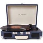 Crosley Cruiser Deluxe Portable / Blue