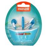 Maxell Colour Budz + Mic Blue