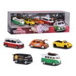 Majorette: Majorette Volkswagen 5 Pieces