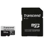 Transcend: microSDXC  64GB U3 (R100/W60)