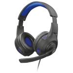 Trust: GXT 307B Gaming headset PS5/PS4 Blå