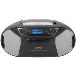 Denver: Boombox med FM/CD/KASSETT/AUX