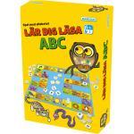 Kärnan: Spel Lär Dig Läsa ABC