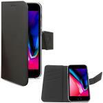 Celly: Wallet Case iPhone 7/8/SE 2020 Svart
