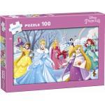 Kärnan: Pappussel Disney Princess 100