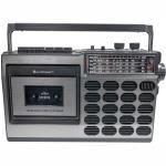 Soundmaster: Retro radio med kassett