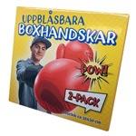 Uppblåsbara boxhandskar 2-pack