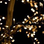LightsOn: Cluster Ljusslinga 3m 300st ljuspunkte