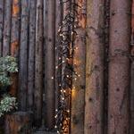 LightsOn: Cluster Ljusslinga 5m 500st ljuspunkte