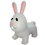 Carlobaby: Hoppdjur Kanin Grå Gerardo