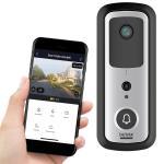 Denver: SMART Video dörr-klocka Wifi Tuya kompatibel