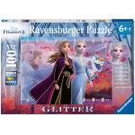 Frozen 2:Strong Sisters 100p Glitt