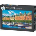 Kärnan: Pussel Stockholm 500 bit