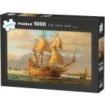 Kärnan: Pussel Skeppet Vasa 1000 bit