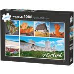 Kärnan: Pussel Gotland 1000 bit