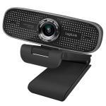 LogiLink: Konferens-Webbkamera 1080p 100° 2x mic