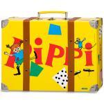 Pippi: Koffert Gul 32cm