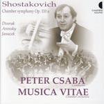 Chamber symphony Op 110 (Csaba)
