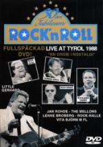 30-årsjubileum Rock`n Roll / Tyrol 1988