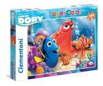 104 pcs. Puzzles Kids SuperColors FINDING DORY