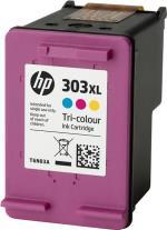 HP 303Xl High Yield Tri-Colour Ink Cartridge