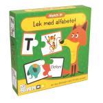 Barbo Classic Animal Lek med alfabetet (SE)