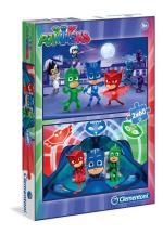 2x60 pcs. Puzzles Kids Special Collection PJ Masks