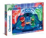 104 pcs. Puzzles Kids SuperColors PJ Masks