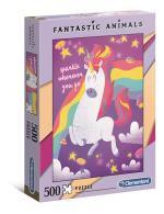 500 pcs. Fantastic Animals Unicorn