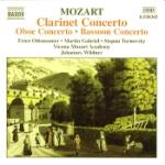 Fagott Oboe & Klarinettkonsert (Wildner)