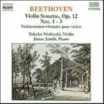 Violin Sonatas 1-3 Op 12