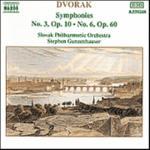 Symphonies 3 & 6