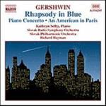 Pianokonsert I F/En Amerikan I Paris