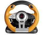 SpeedLink - Drift O.Z. Racing Wheel for PC /Black-Orange