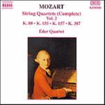 String Quartets Vol 2