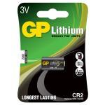 GP Lithium Battery CR2, 3V