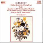 Stråkkvartett 14 & Kvartettsats