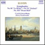 Symphonies 85 / 92 / 103
