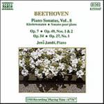 Piano Sonatas Vol 8