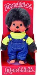 Monchhichi Overall Yellow Boy 20 cm