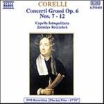 Concerti Grossi Op 6 7-12