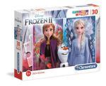 30 pcs. Puzzles Kids Frozen 2