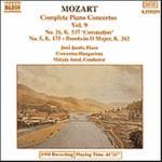 Complete Piano Concertos Vol 9