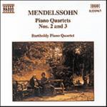 Piano Quartets 2 & 3